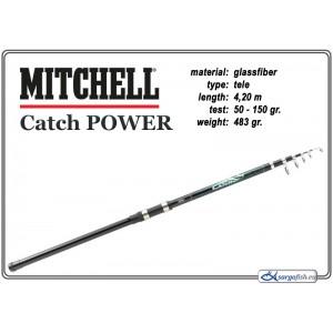 Makšķerkāts Mitchell Catch Power - 4.20. 50-150