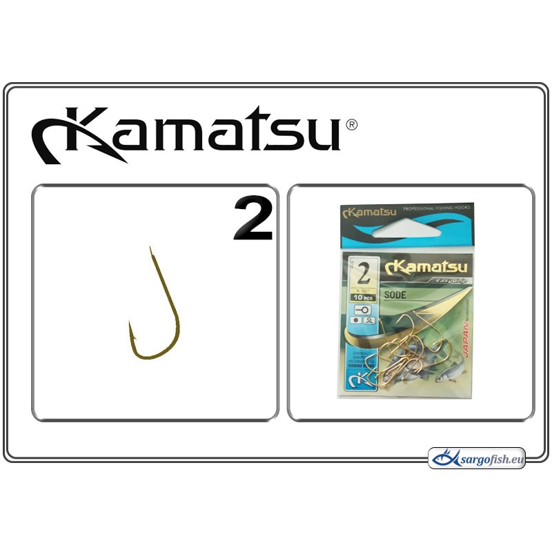 Āķi KAMATSU Sode GO - 2