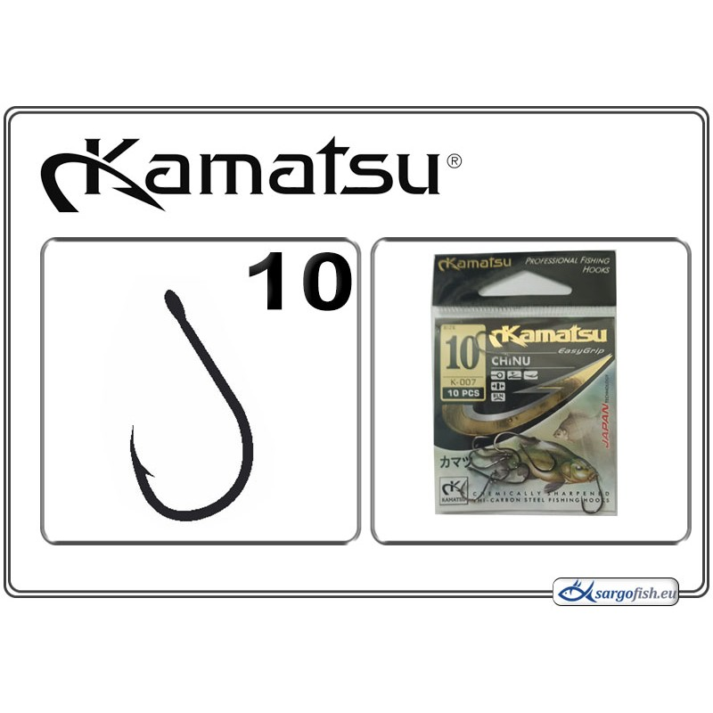 Āķi KAMATSU Chinu BN - 10