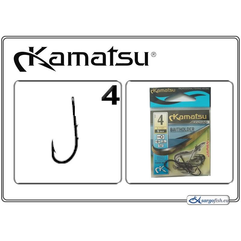 Āķi KAMATSU Baitholder BN - 4