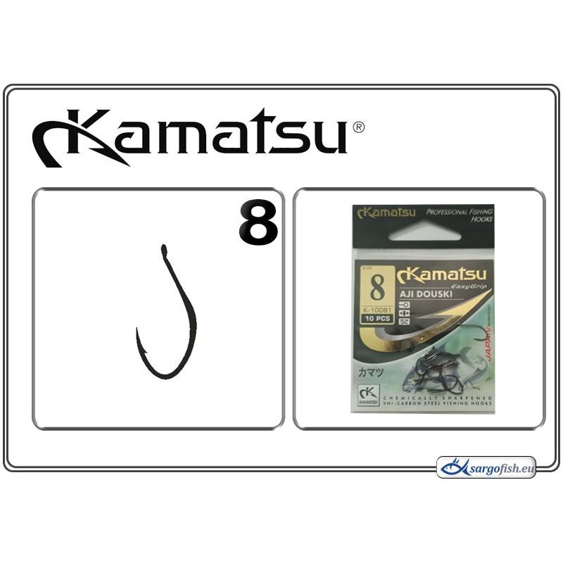 Āķi KAMATSU Aji Douski BN - 8