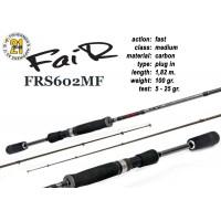 Спиннинг Pontoon21 FAIR 602 MF (Секций:2, длина:1.82м, тест:5.0 - 25.0 гр.)