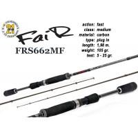 Спиннинг Pontoon21 FAIR 662 MF (Секций:2, длина:1.98м, тест:5.0 - 25.0 гр.)