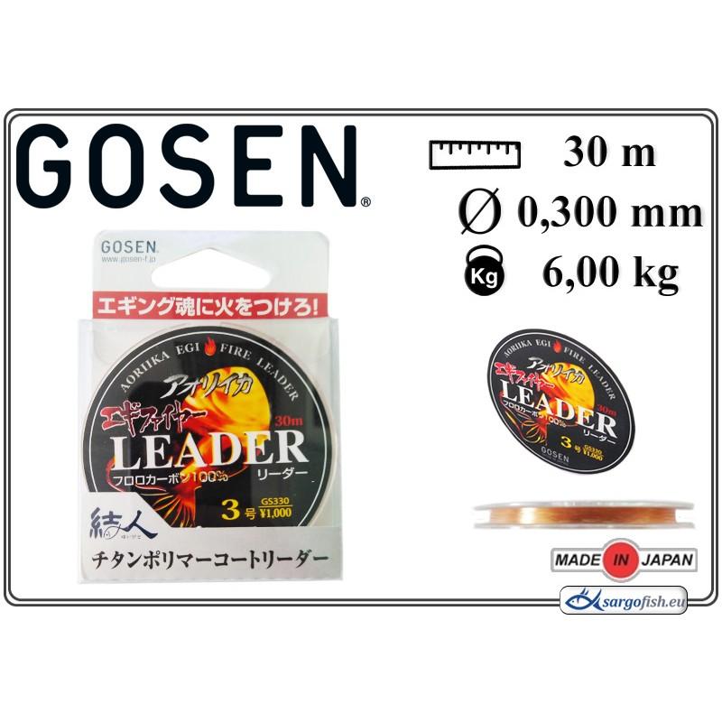 Aukla GOSEN Aoriika Egi Fire Leader - 0.28