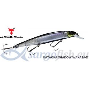 Воблер JACKALL MagSquad 128SP - Kataoka Shadow Wakasagi