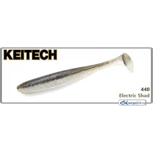 Silikona māneklis KEITECH Easy SHINER 8.0 - 440