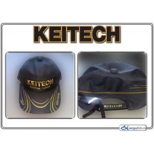 Кепка KEITECH Custom Luers (размер: n/a, цвет: серый, материал: терилен (водооталкиваюший + клипса))