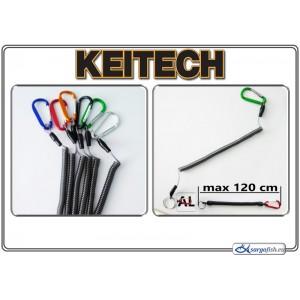 Страховочный витой ремень Keitech (тонкий)