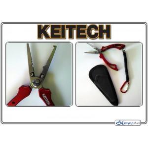 Плоскогубцы Keitech (длина: 15.4 см., вес: 87 гр., с ремнём)
