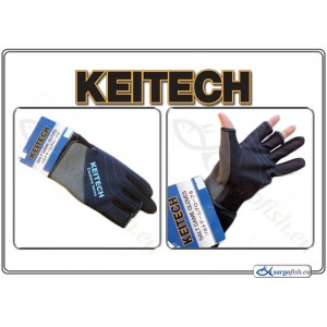 Перчатки KEITECH Salt Game (размер: LL, цвет: navy, материал: неопрен 1,5 mm.)