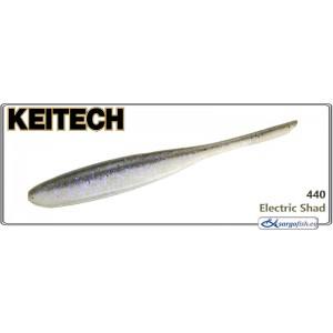 Silikona māneklis KEITECH Shad IMPACT 4.0 - 440