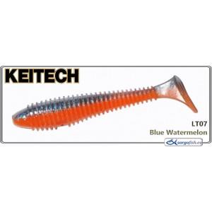Silikona māneklis KEITECH Swing IMPACT FAT 3.8 - LT07