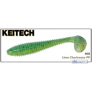 Silikona māneklis KEITECH Swing IMPACT FAT 6.8 - 468