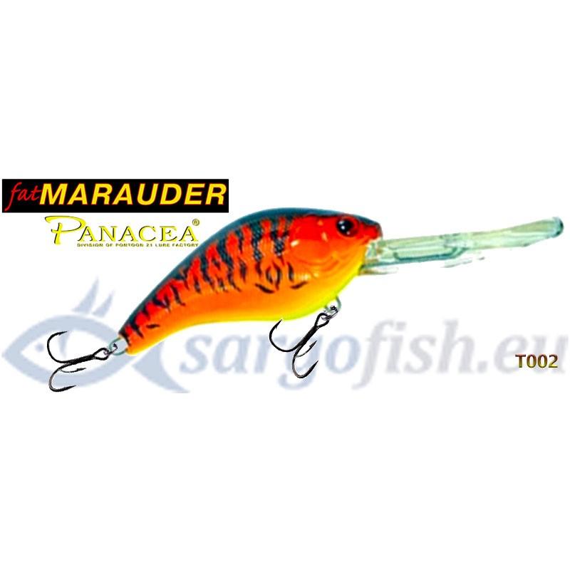 Māneklis PONTOON 21 Fat MARAUDER DR 80F - T002