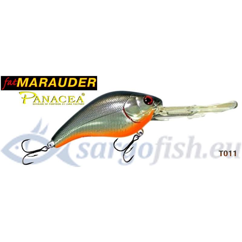 Māneklis PONTOON 21 Fat MARAUDER DR 80F - T011