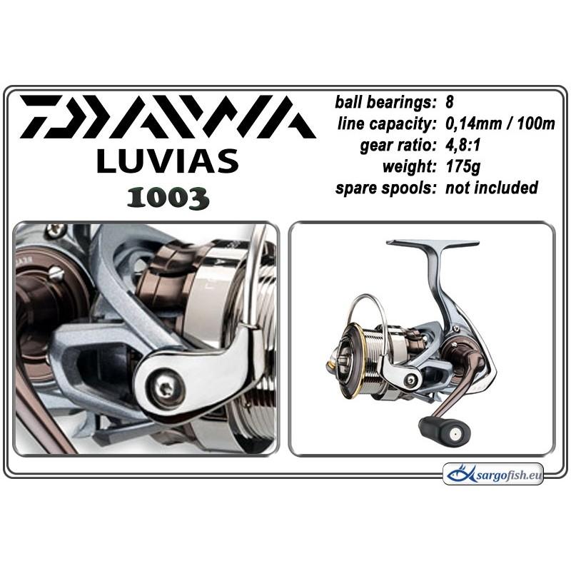 Spole DAIWA Luvias - 1003
