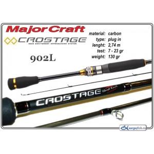 Makšķerkāts MAJOR CRAFT Crostage 902L - 274, 7-23