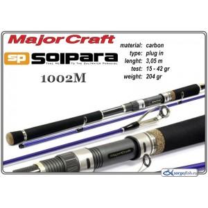 Makšķerkāts MAJOR CRAFT SP SolPARA 1002M - 305, 15-42