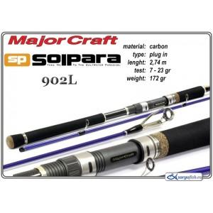 Makšķerkāts MAJOR CRAFT SP SolPARA 902L - 274, 7-23