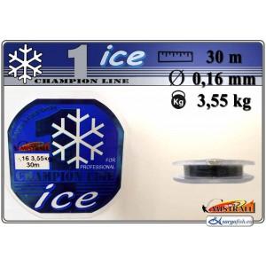 Леска MISTRALL ICE 016 (0.160мм. / 30м. тест: 3.55кг.)