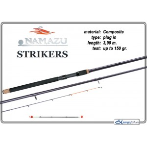 Fīders NAMAZU Strikers - 390, up to 150