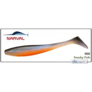 Silikona māneklis NARVAL Choppy Tail 10 - 008