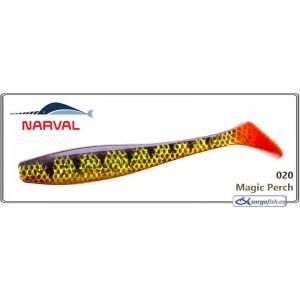 Silikona māneklis NARVAL Choppy Tail 10 - 020