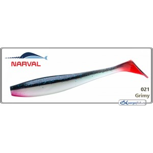 Silikona māneklis NARVAL Choppy Tail 12 - 021