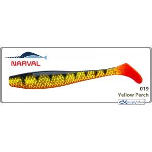 Silikona māneklis NARVAL Choppy Tail 18 - 019