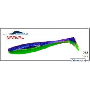 Silikona māneklis NARVAL Choppy Tail 18 - 025