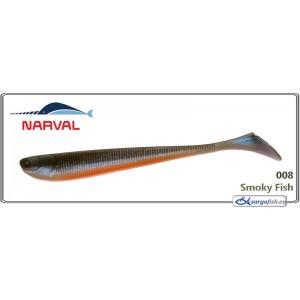 Silikona māneklis NARVAL Slim Minnow 11 - 008