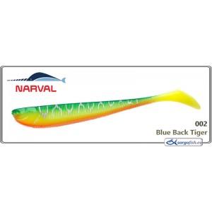 Silikona māneklis NARVAL Slim Minnow 16 - 002