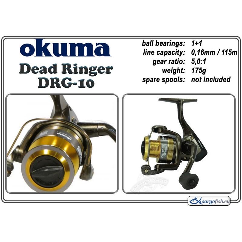 Spole OKUMA Dead Ringer DRG - 10