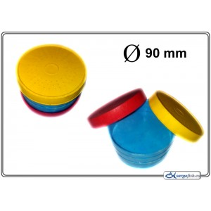 Мотыльница (материал: пластм., диам.: 75мм, в уп. - 1 шт.)