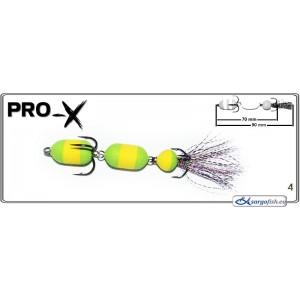 Māneklis PRO-X Mandula - 4