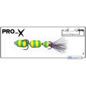 Māneklis PRO-X Mandula - 5