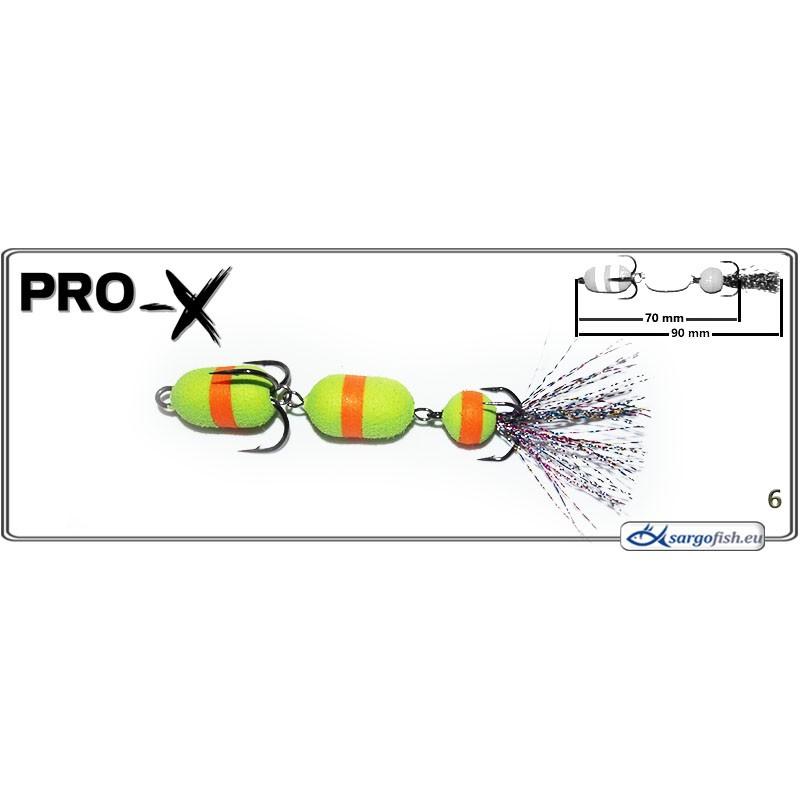 Māneklis PRO-X Mandula - 6