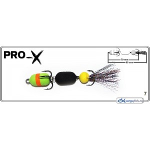Māneklis PRO-X Mandula - 7