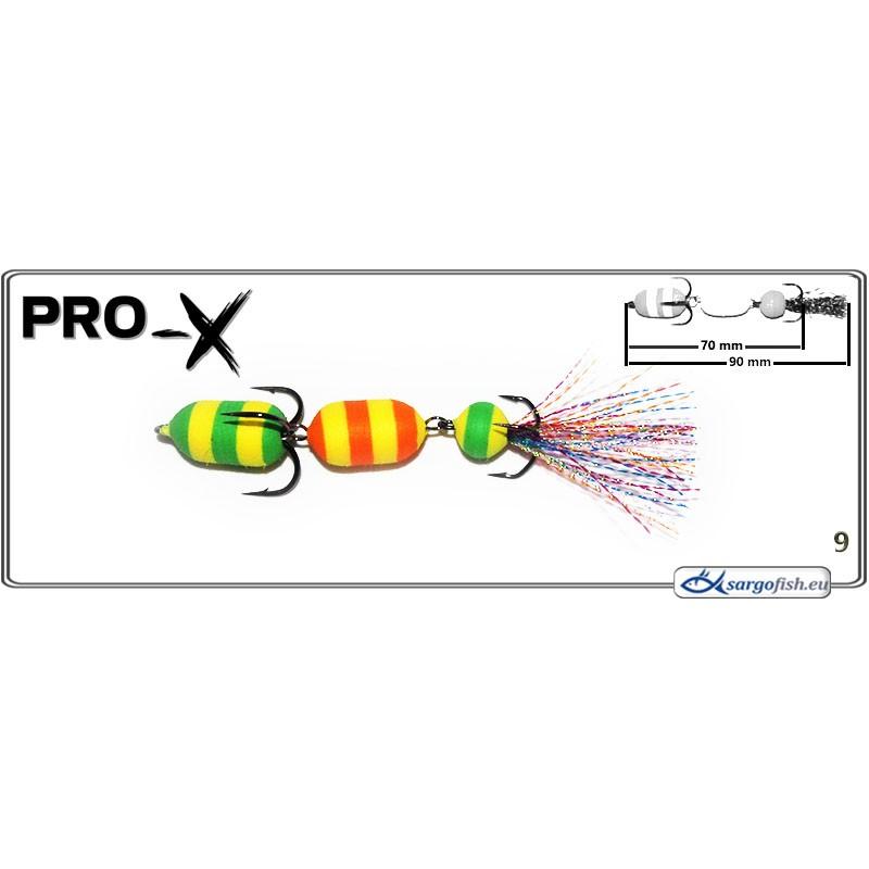 Māneklis PRO-X Mandula - 9