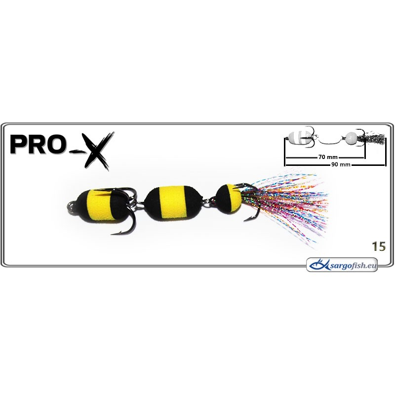 Māneklis PRO-X Mandula - 15