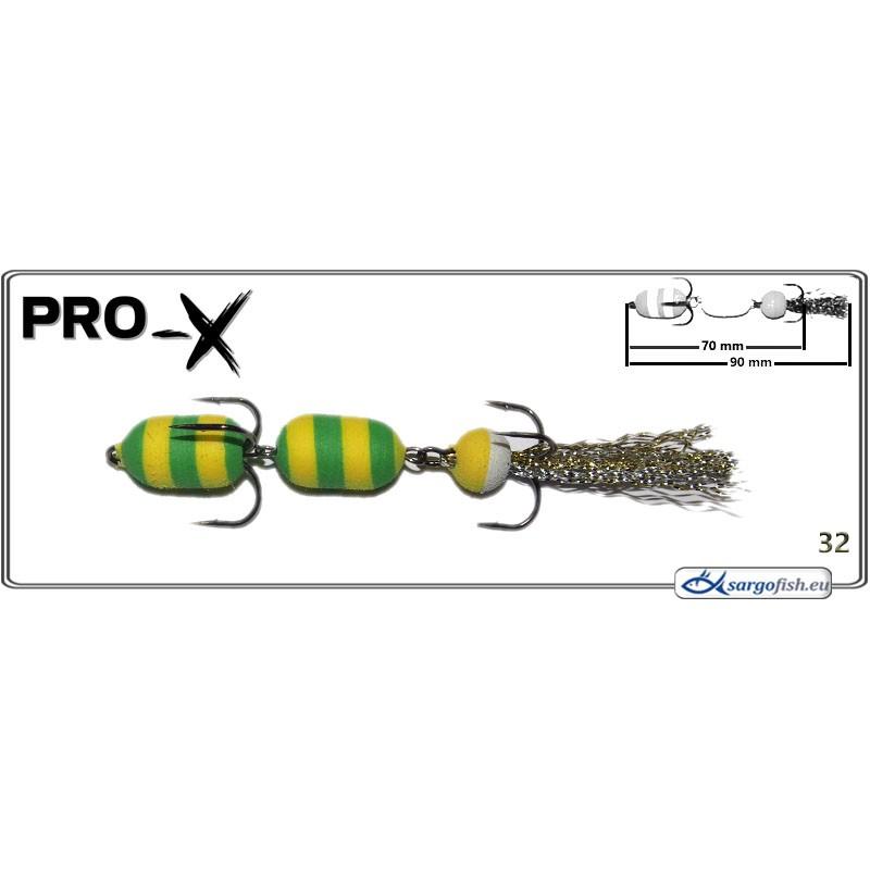 Māneklis PRO-X Mandula - 32