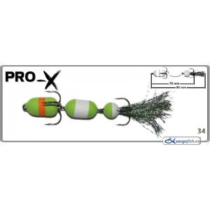 Māneklis PRO-X Mandula - 34
