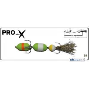 Māneklis PRO-X Mandula - 39