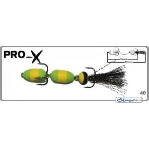 Māneklis PRO-X Mandula - 40