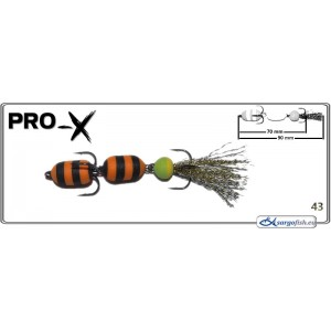 Māneklis PRO-X Mandula - 43