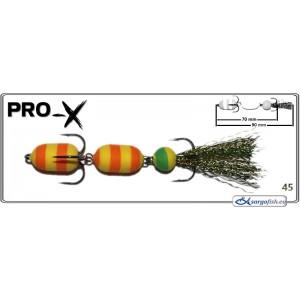 Māneklis PRO-X Mandula - 45