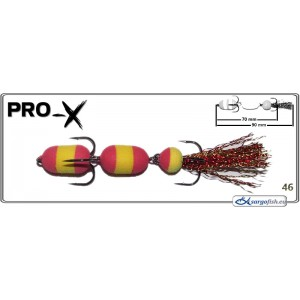 Māneklis PRO-X Mandula - 46
