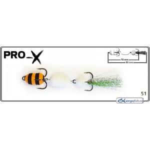Māneklis PRO-X Mandula - 51