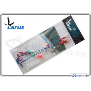 Оснастка для рыбалки LARUS «10» 0.5 - 0.37