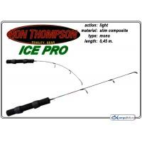 Спиннинг Ron Thompson ICE PRO 45 Soft (Секций:1, длина:0.45м, тест:Light гр.)